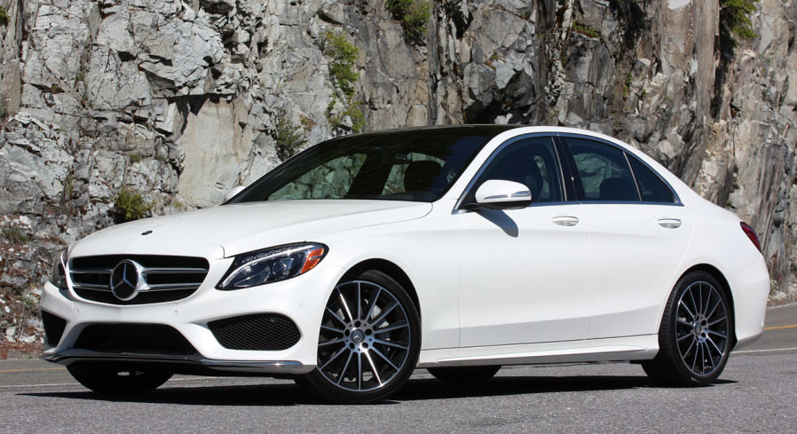 mercedes-c-class-car-rental-india